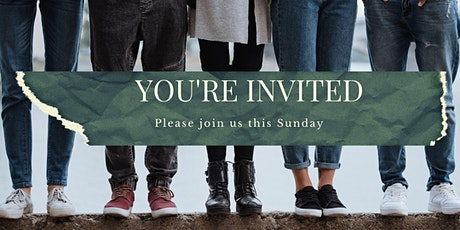 Sunday Morning Service- MAY 16  2021 tickets