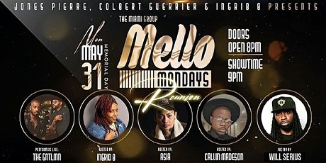 Melo Mondays tickets