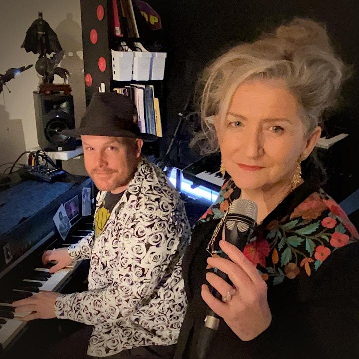 Fiona Stewart & Adam Rudegeair - A Little Bit Of French - PAYF EVENT image