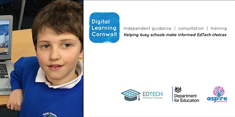 EdTech Webinar: Book Creator for  School Comms tickets