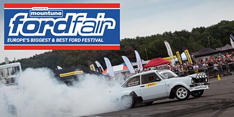 Ford Fair Club tickets