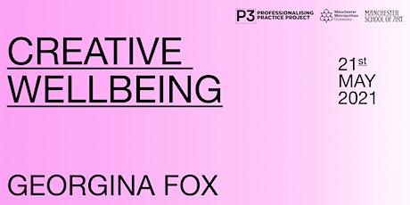Creative Wellbeing with Georgina Fox tickets