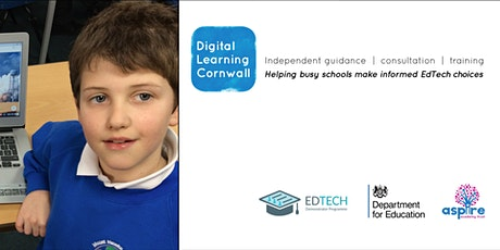 Webinar: EdTech Leadership & Strategy for Your School / MAT tickets