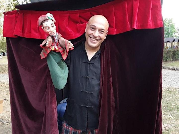 Immagine Apertura del Festival e Spettacolo GIANDUJA E LA FARINA MAGICA