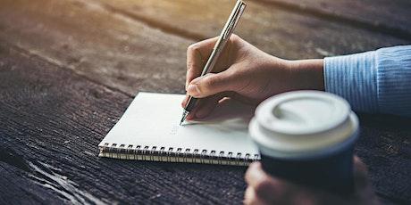 Atelier d'écriture thérapeutique billets