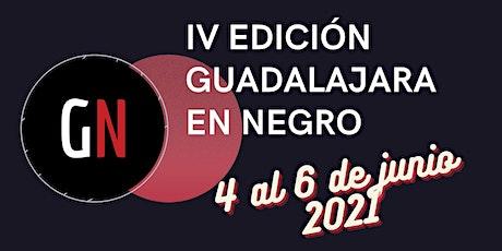 Guadalajara en Negro GN entradas