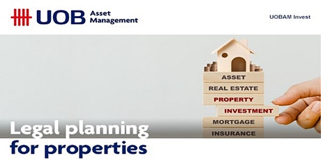 Learn@UOBAM webinar: Legal planning for properties tickets