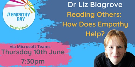 Reading Others: How Does Empathy Help? tickets