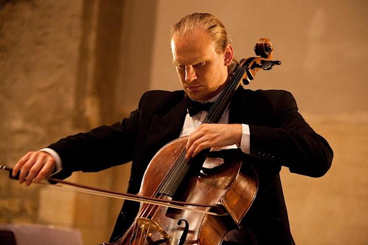 WFCF Cello Academy 2021 - Online Summer Cello Master Classes via Zoom image