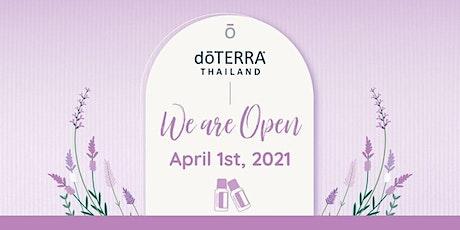 Discover dōTERRA Essential Oils Thailand tickets