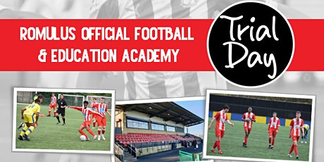 Trial Day | Romulus FC Academy tickets