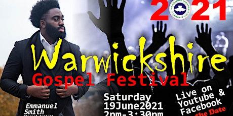 WARWICKSHIRE GOSPEL FESTIVAL tickets