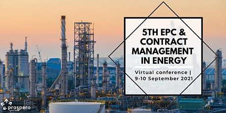 5th EPC & Contract Management in Energy tickets
