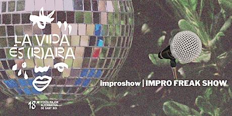 FMA Sant Boi | IMPRO FREAK SHOW entradas
