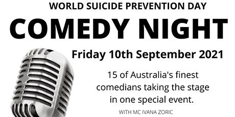 World Suicide Prevention Day Comedy Night tickets