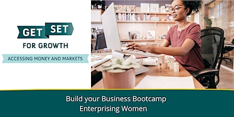 Building your Business Bootcamp for Female Entrepreneurs - May tickets