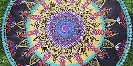 Woman's Circle Art Workshop- Healing Mandala's with light language tickets