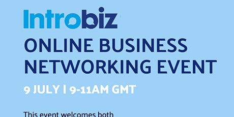 Online Business Networking Event tickets