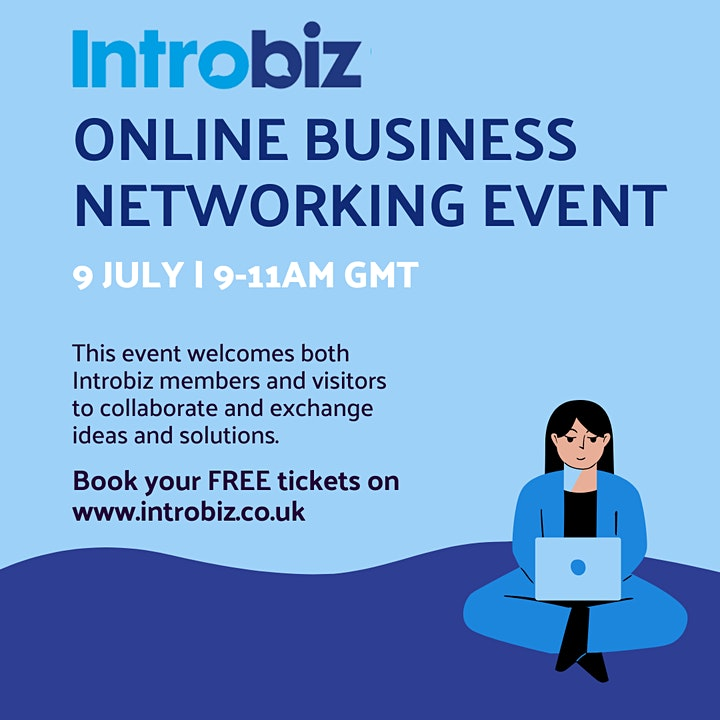Online Business Networking Event image