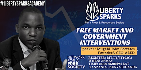 Free Market and Government Interventions. tickets