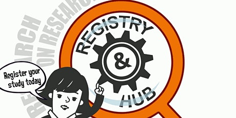 Research on Research Registry and Hub Launch Event and Webinar tickets