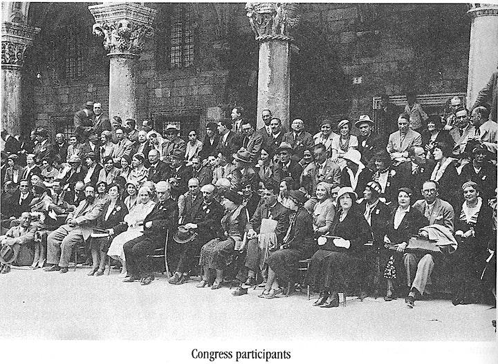 "Exhibition Inauguration: ""Unlocking The History of PEN International"" image"