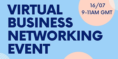 Virtual Business Networking Event tickets