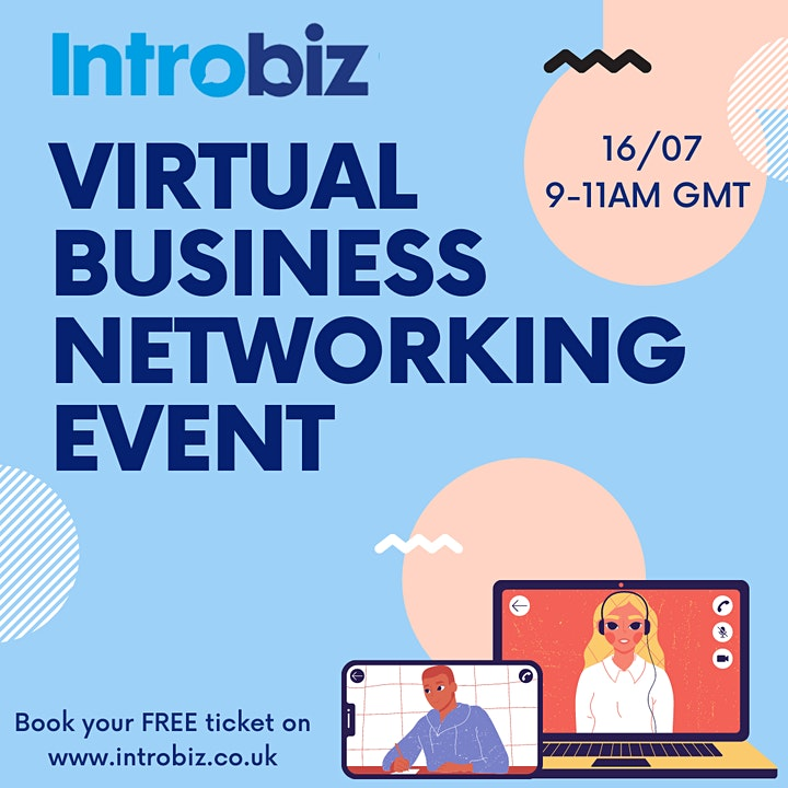 Virtual Business Networking Event image