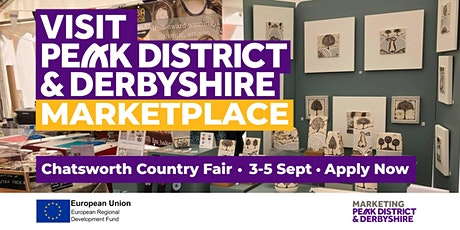 Visit Peak District & Derbyshire marketplace tickets