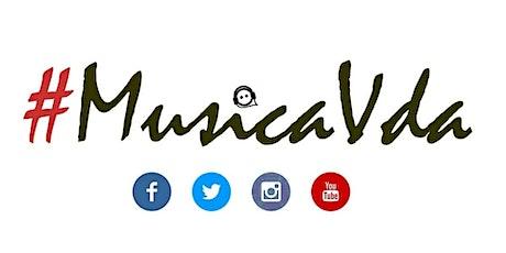 Gruppo #MusicaVda billets