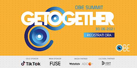 OBE Summit 2021 - GET TOGETHER biglietti