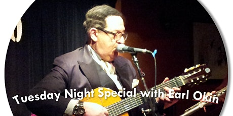 Tuesday Night Special with Earl Okin tickets
