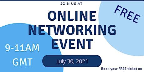 Online Networking Event with Introbiz UK Tickets