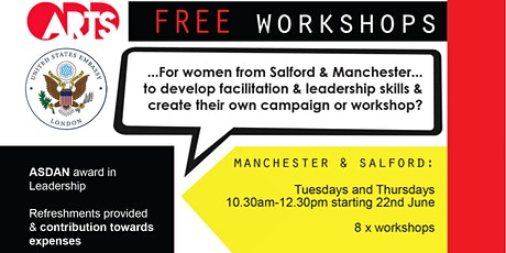 Community Concept: GM Women's Project (Salford/Manchester) tickets