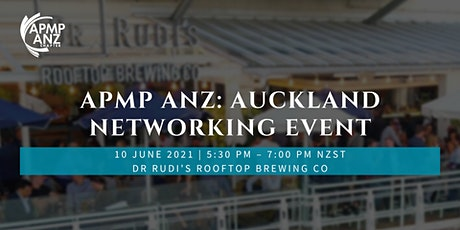 APMP Auckland Networking Event tickets