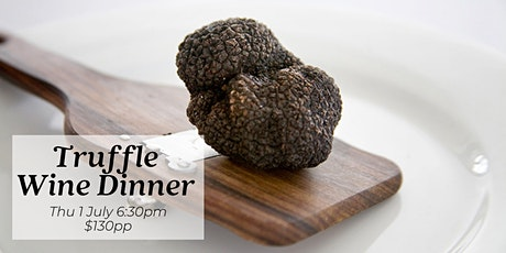 Truffle Dinner tickets