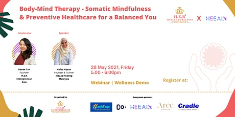 Body-Mind Therapy - Somatic Mindfulness & Preventive Healthcare tickets