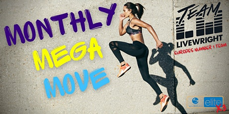 July Monthly Mega Move tickets