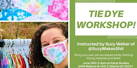 Tie Dye Workshop | Atlanta tickets