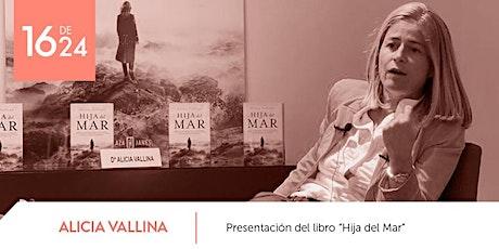 """Presentación del Libro """"Hija del Mar"""" entradas"""
