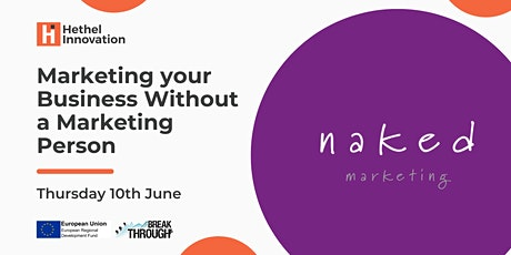 Marketing your Business Without a Marketing Person tickets