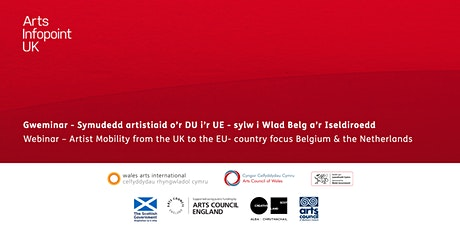 Webinar - Artist mobility from the UK to the EU – Belgium & the Netherlands tickets