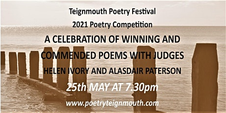A Celebration of the 2021 Poetry Competition Winners tickets