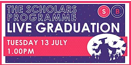 The Brilliant Club Graduation - Tuesday 13th July, 1.00pm tickets