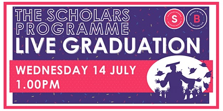 The Brilliant Club Graduation - Wednesday 14th July, 1.00pm tickets