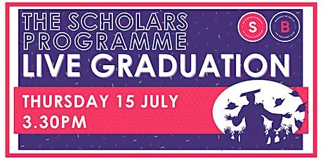 The Brilliant Club Graduation - Thursday15th July, 3.30pm tickets