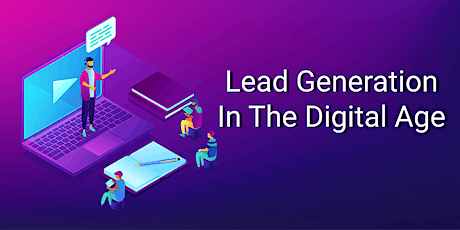 Setting Your Business Up For Unlimited Lead Generation tickets