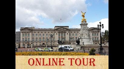 Palaces, Parliament & Power: A Virtual Tour of London's Royal City tickets