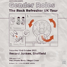 Gender Roles live in Sheffield tickets