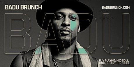 BADU Brunch - (Neo Soul + RnB Lounge) tickets